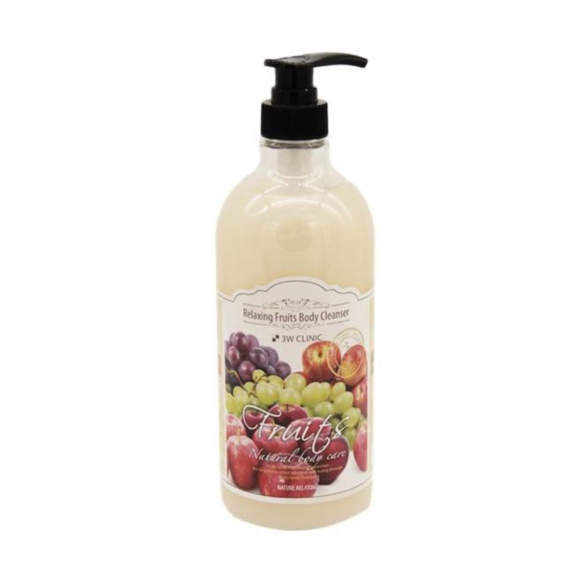3W Clinic - Relaxing Fruits Body Cleanser 1000ml
