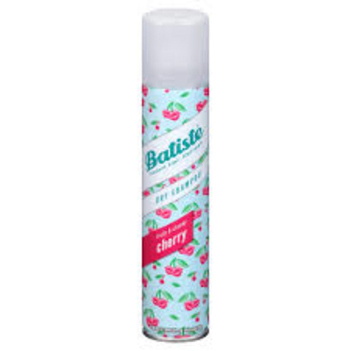 頭髮乾洗噴霧-櫻桃味 200ml