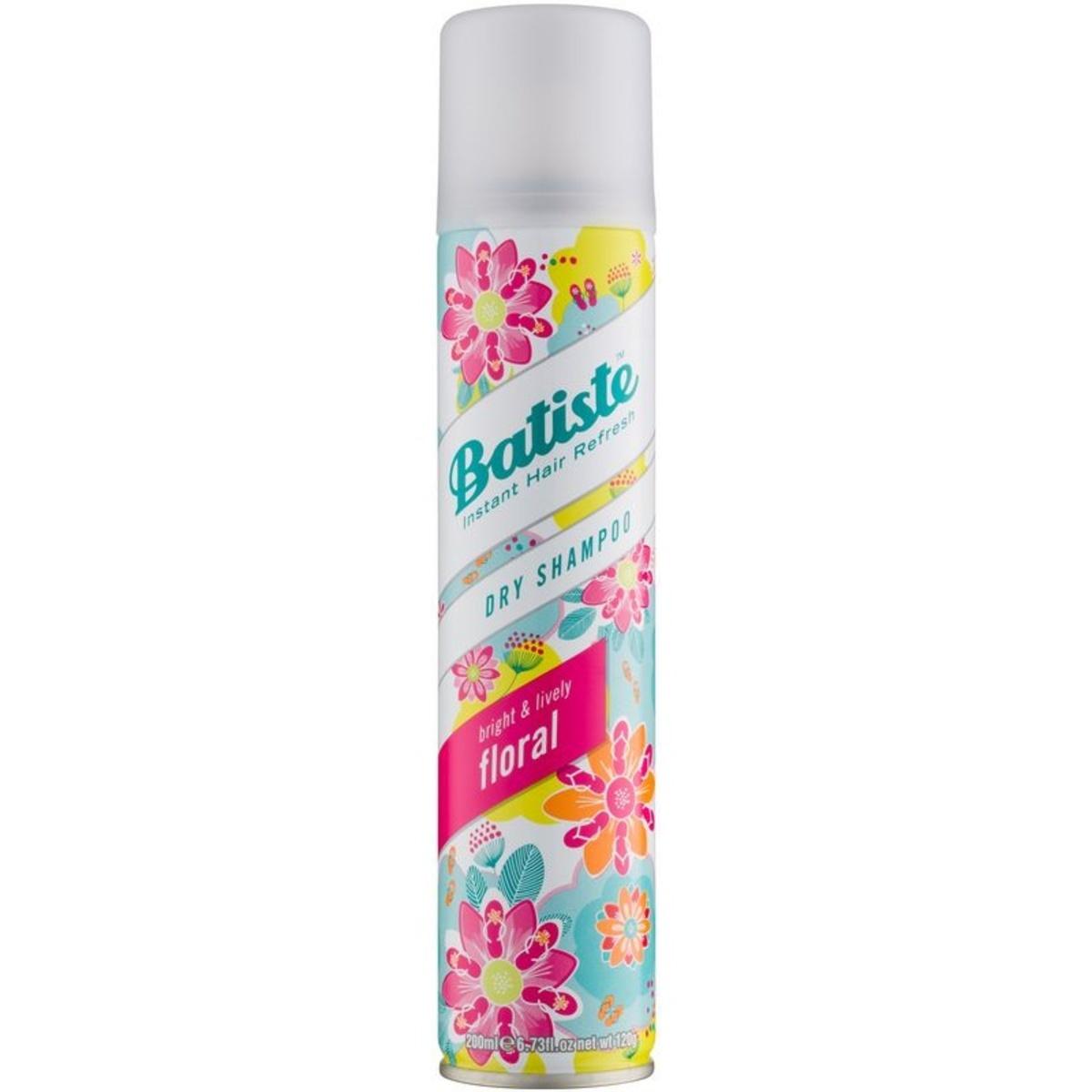 頭髮乾洗噴霧-花漾玫瑰 200ml