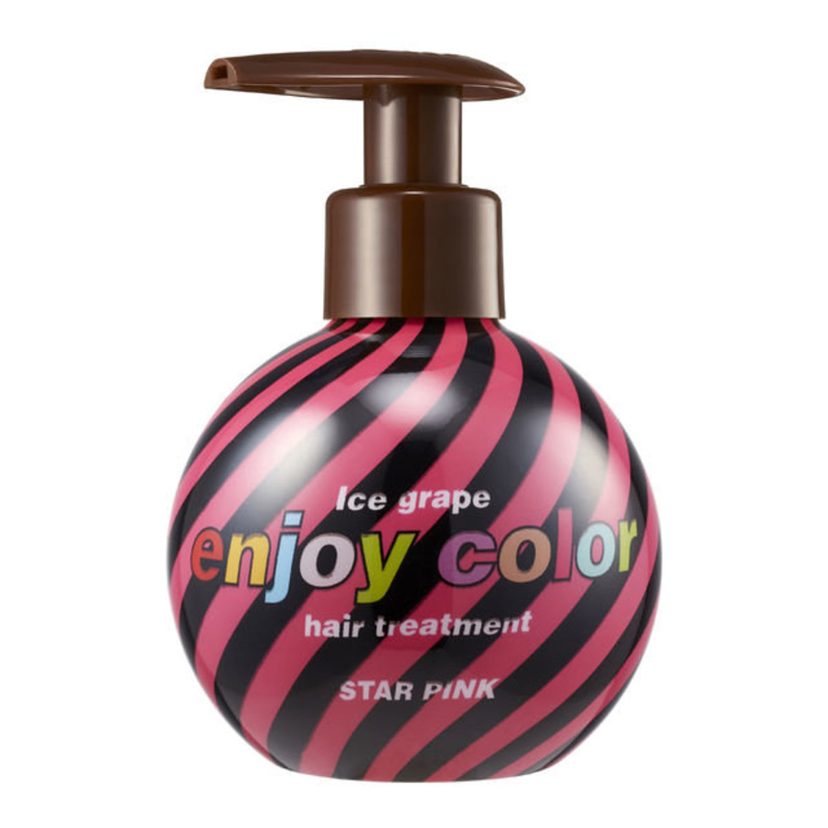 Enjoy Color 焗油染髮護髮素 150ml - 粉紅色