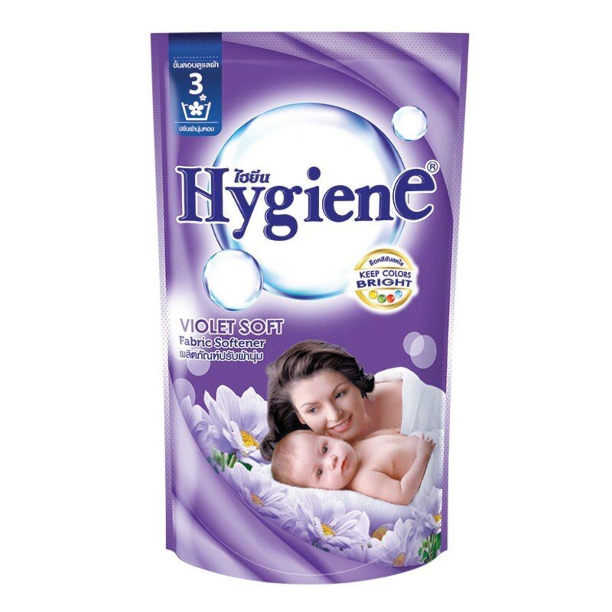 Hygiene 紫羅蘭柔軟柔順劑 600ml