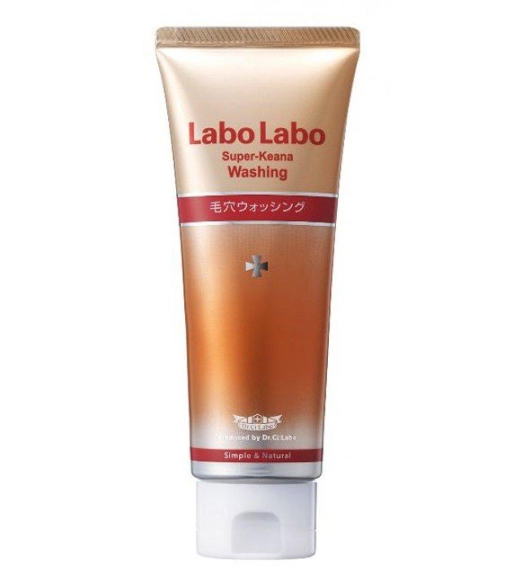 Labo Labo 毛孔潔淨洗面乳 120g