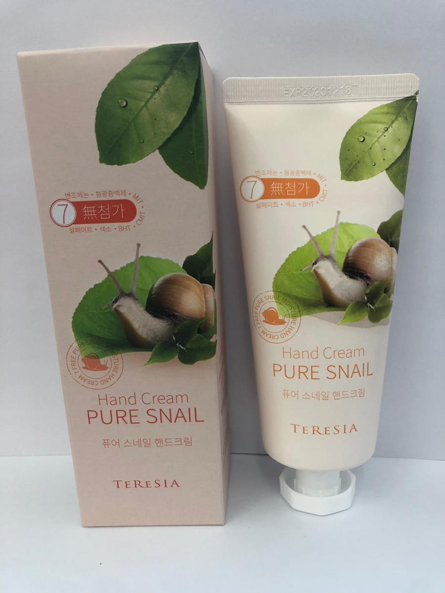 Snail Hand Cream 100ml