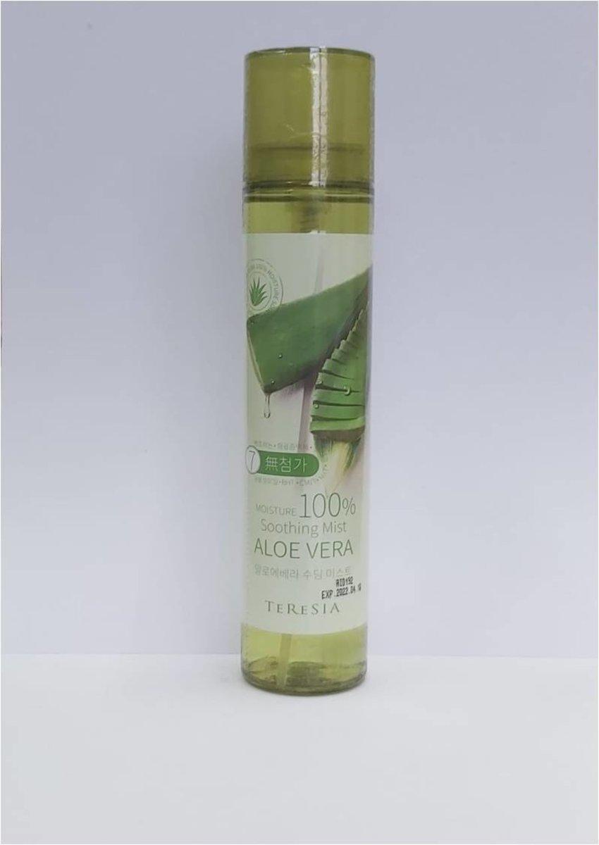 Teresia Aloe Vera Soothing Mist 120ml [Parallel Import]
