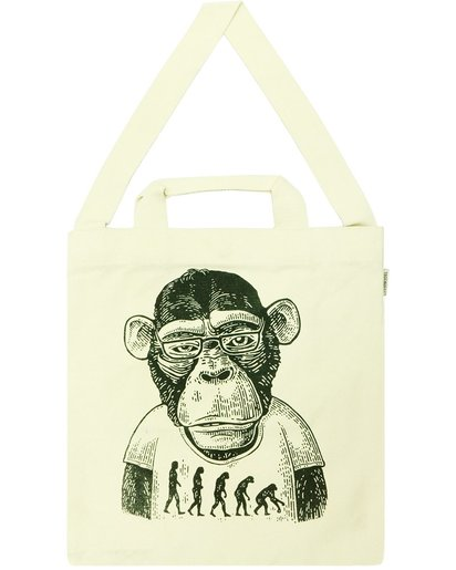 Cotton Canvas 2way Tote Bag For her B01037