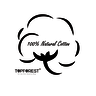 蕾絲棉布多用途環保購物袋 B06017