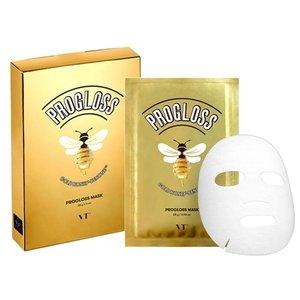 VT 黃金蜂蜜補水面膜(1盒6片) Progloss Mask