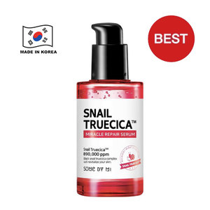Some By Mi 奇蹟蝸牛修護精華液 50ml SOMEBYMI Snail Truecica Miracle Repair serum