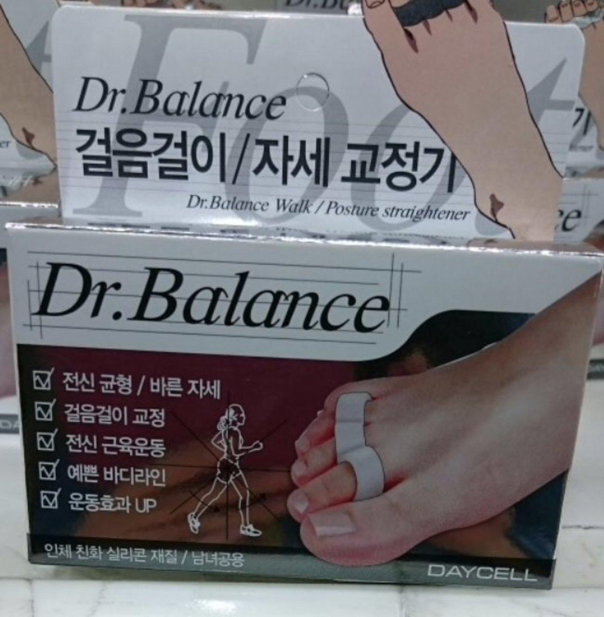 (2pcs)韓國Dr.Balance 步行走姿矯正器