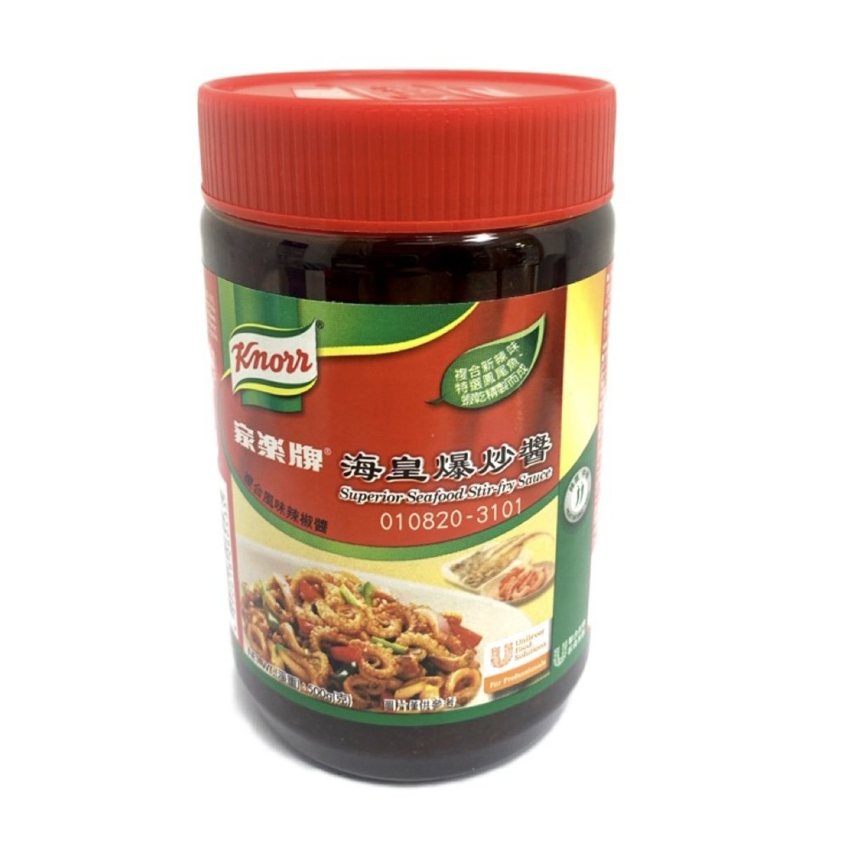 Superior Seafood Stir-fry Sauce (500g)