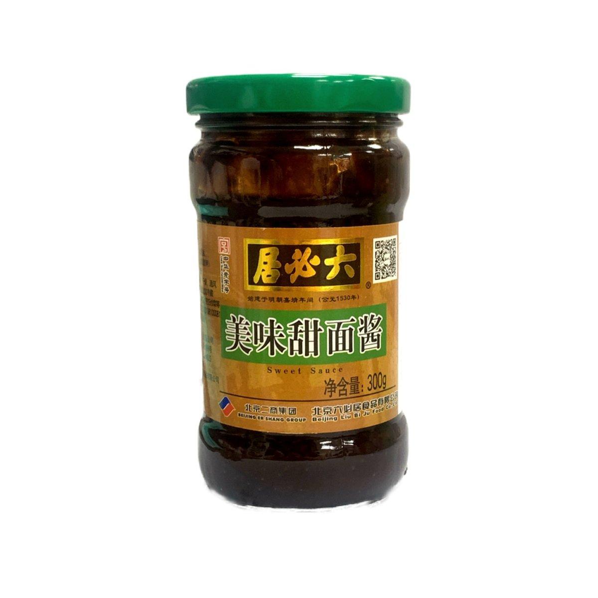 六必居牌 美味甜面醬(300克)
