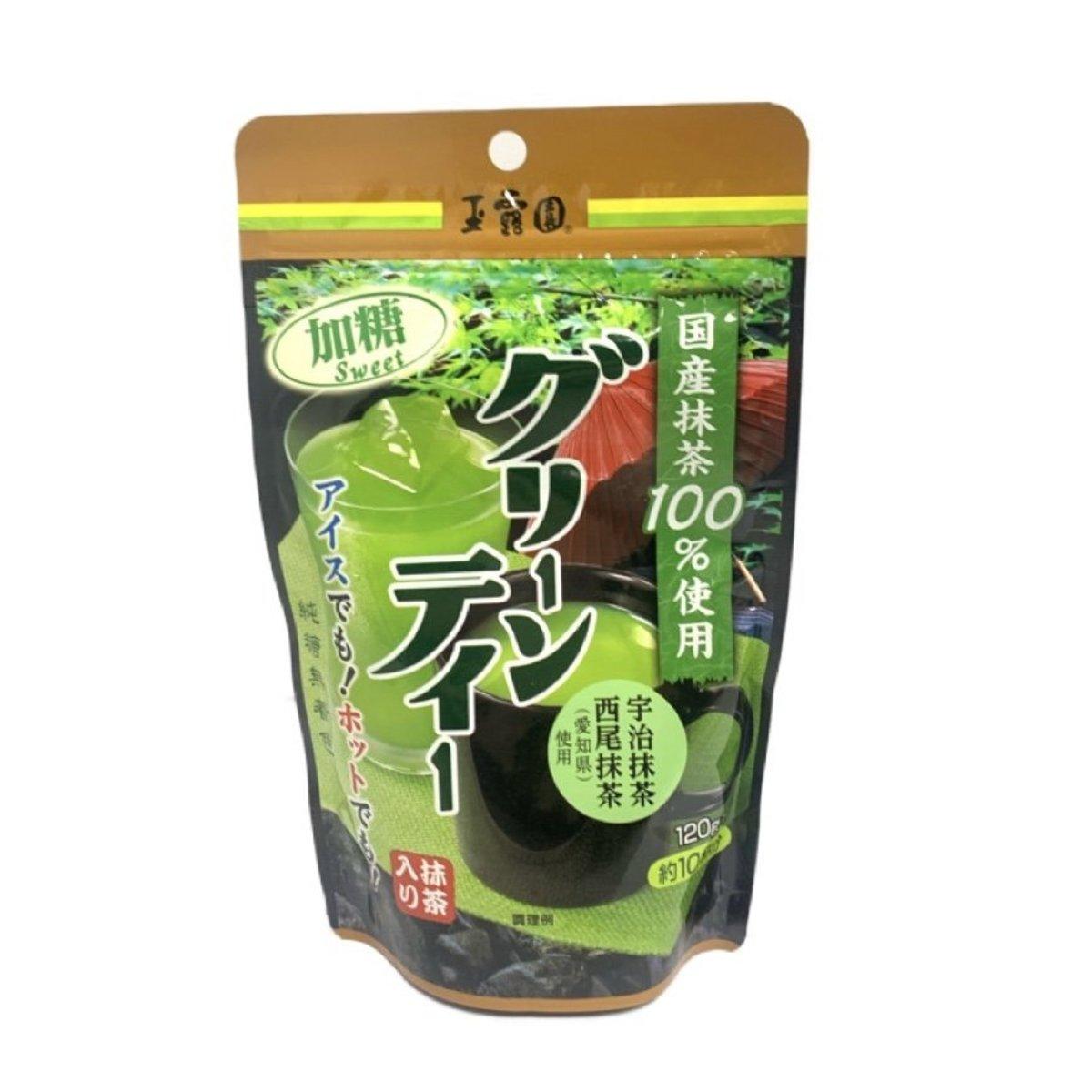 玉露園 抹茶粉(120克)