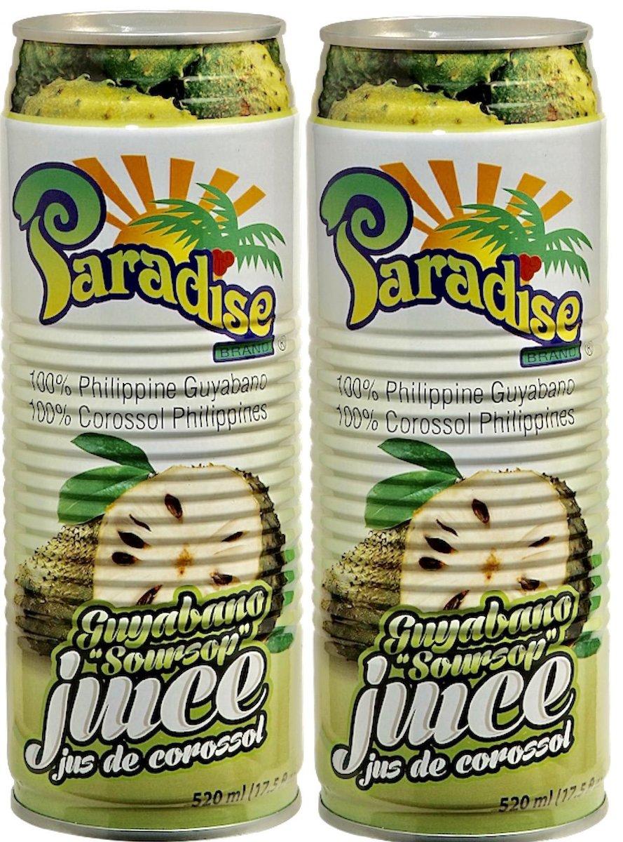 菲律賓釋迦汁 (2罐約1040ml)