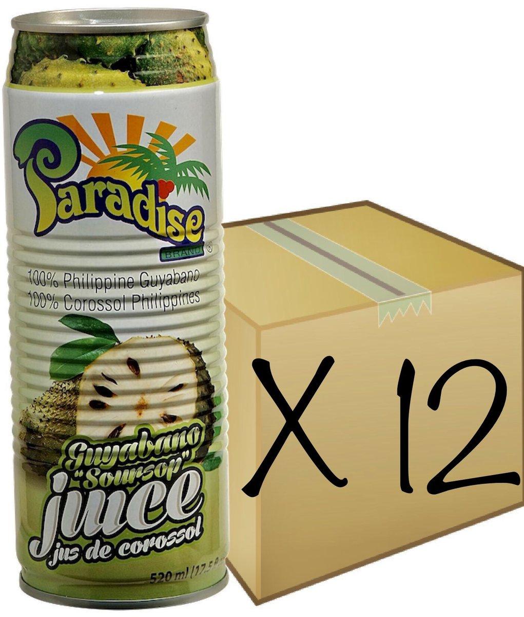 [FULL CASE] Guyabano Juice