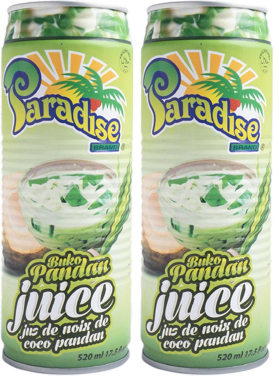 Buko Pandan Juice (2 packs around 1040ml)