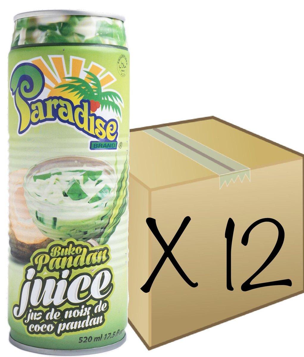 [FULL CASE] Buko Pandan Juice