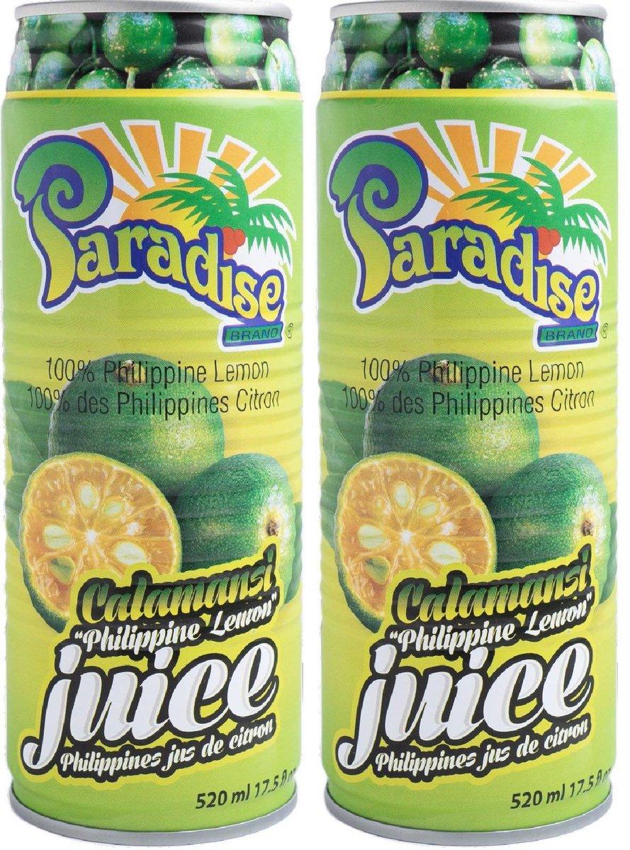 菲律賓桔仔汁 (2罐約1040ml)