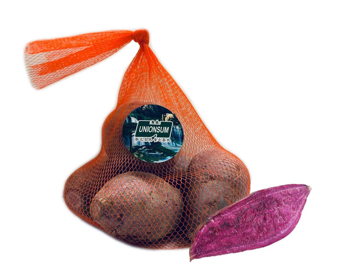 紫心番薯 (約600-700克)