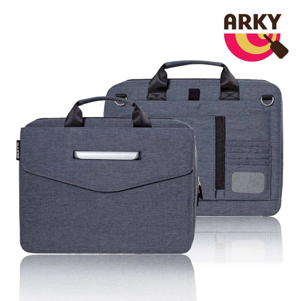 ARKY BoardPass Bag X USB gray