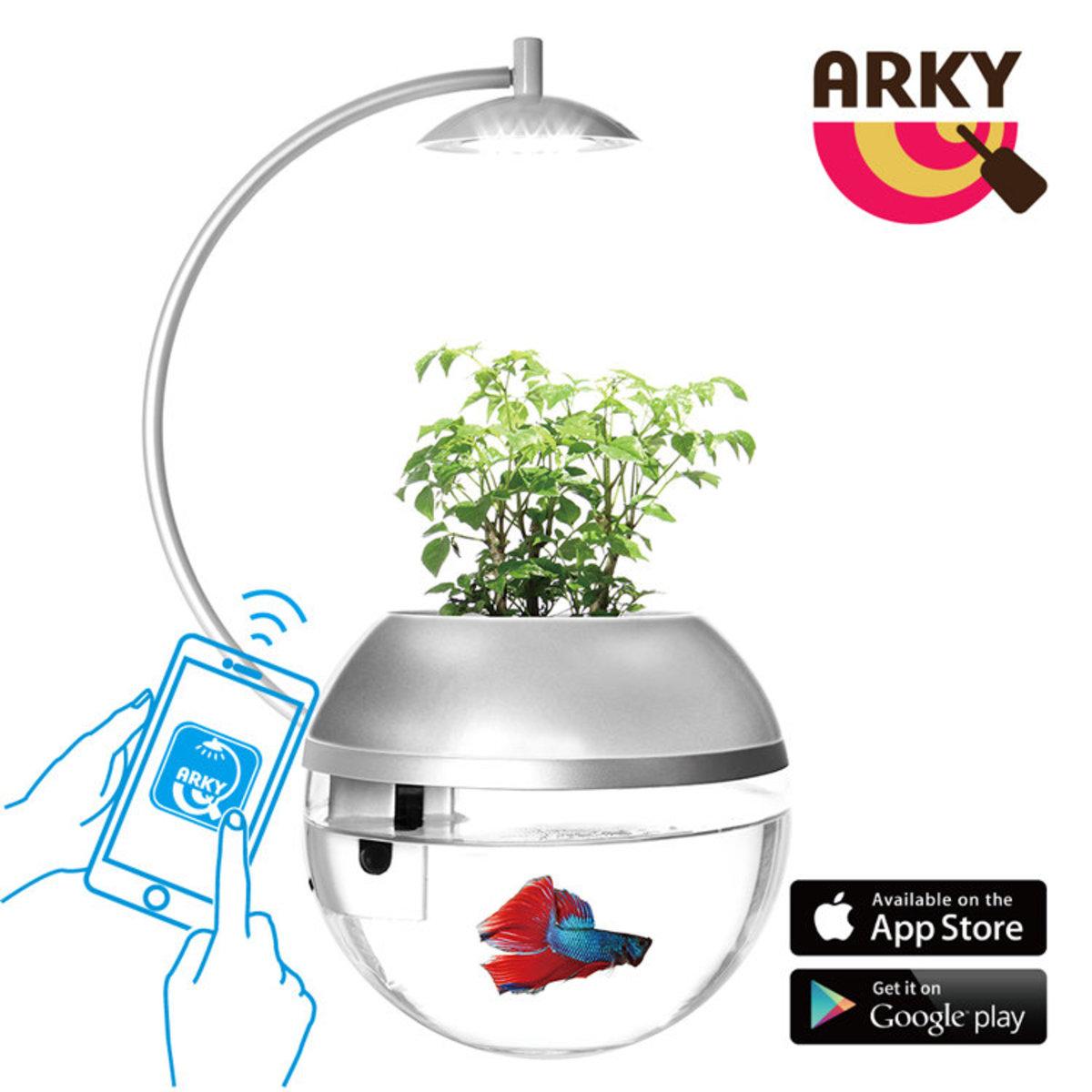 ARKY 香草與魚X智能版Herb&Fish® X Connect - 京都銀限量版