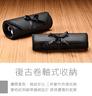 ARKY ScrOrganizer Pad USB擴充數位收納卷軸滑鼠墊-銀色Hub