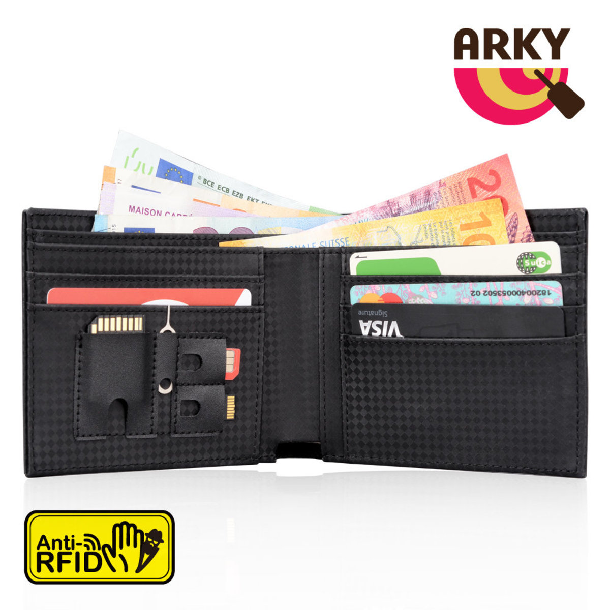 ARKY Wallet&Guard X