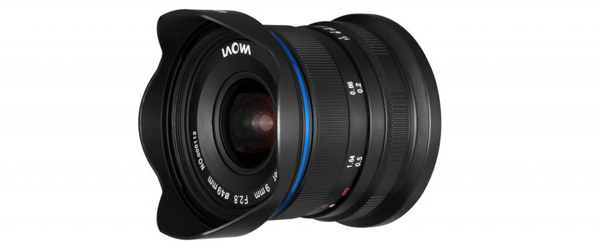 Laowa 9mm F2.8 DL mount (Authorized goods)