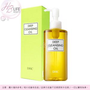 DHC Deep Cleansing Oil 深層卸妝油 (200毫升) [平行進口] (綠盒) 200ml/Bottle