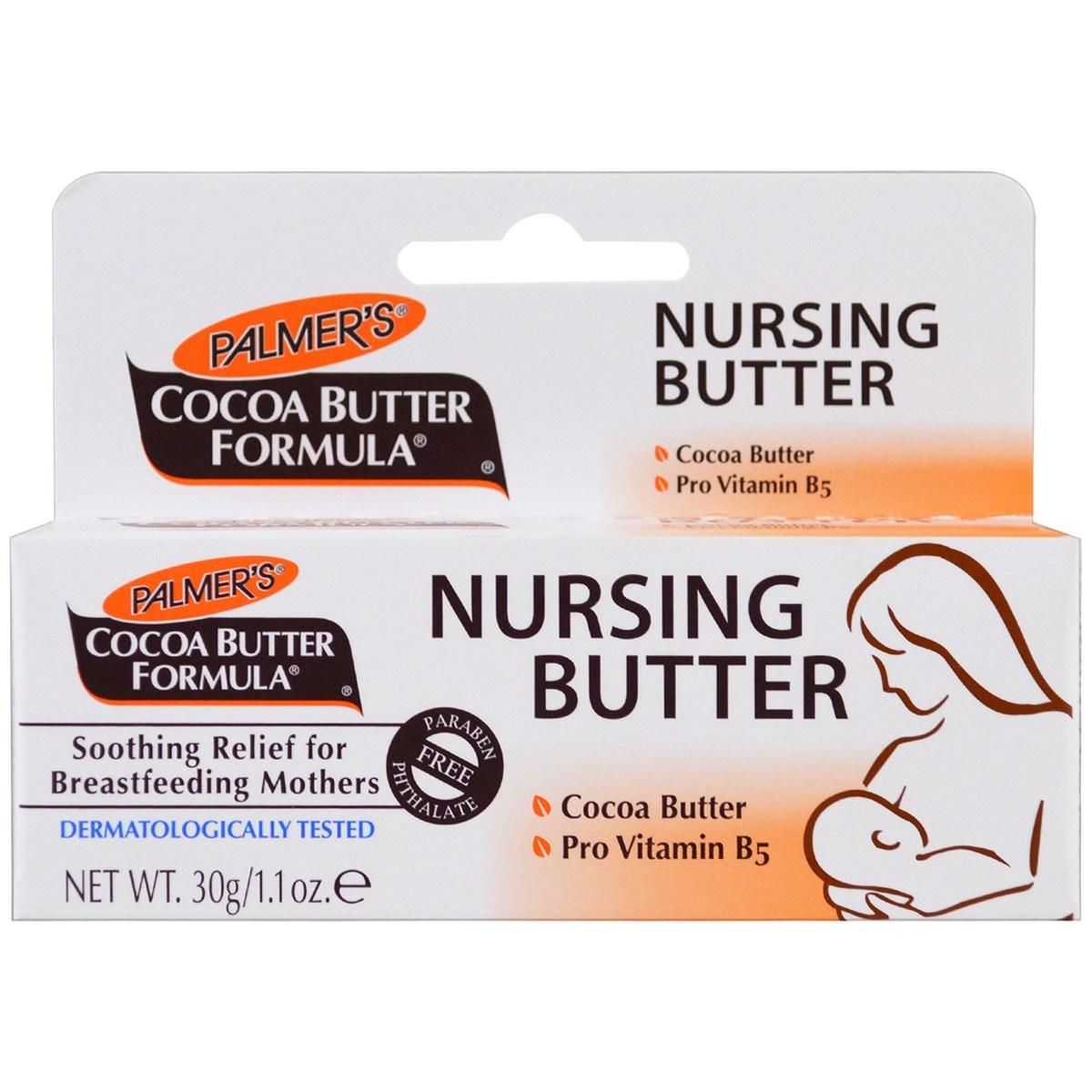 Cocoa Butter Formula, Nursing Butter (30 g)