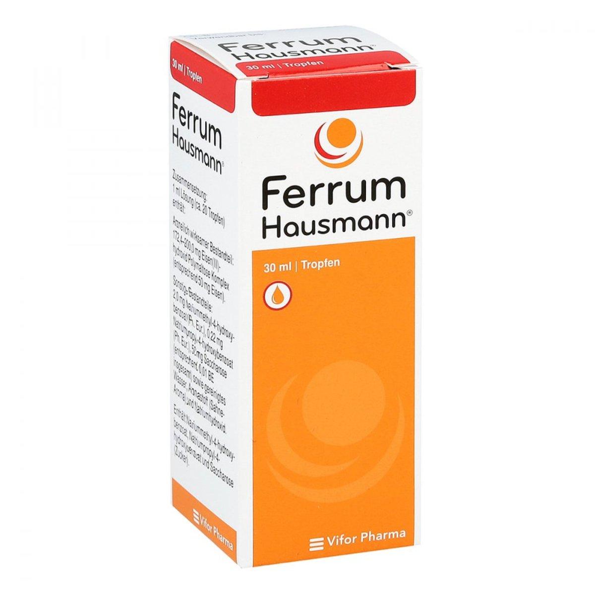 Ferrum-Hausmann 30ml