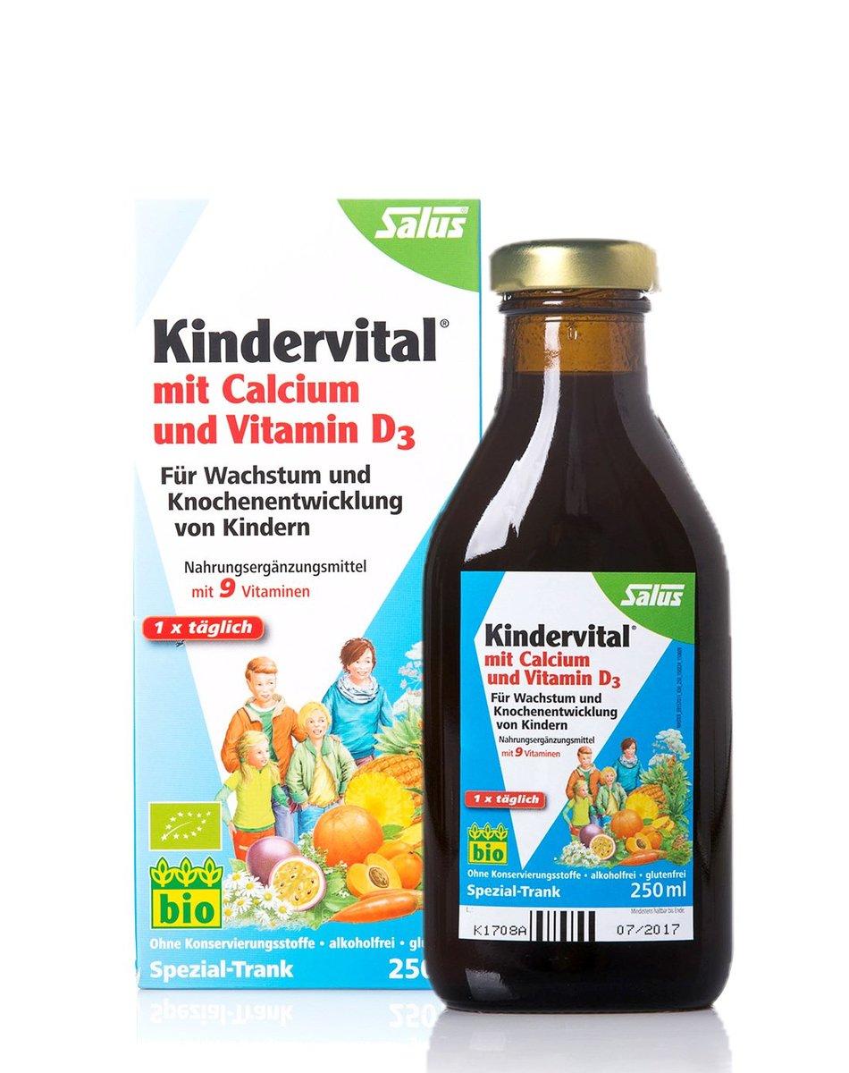 Kindervital (250ml)