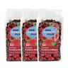gesunde Plus 天然 蔓越莓草莓 森林水果 花果茶 果粒茶 200g