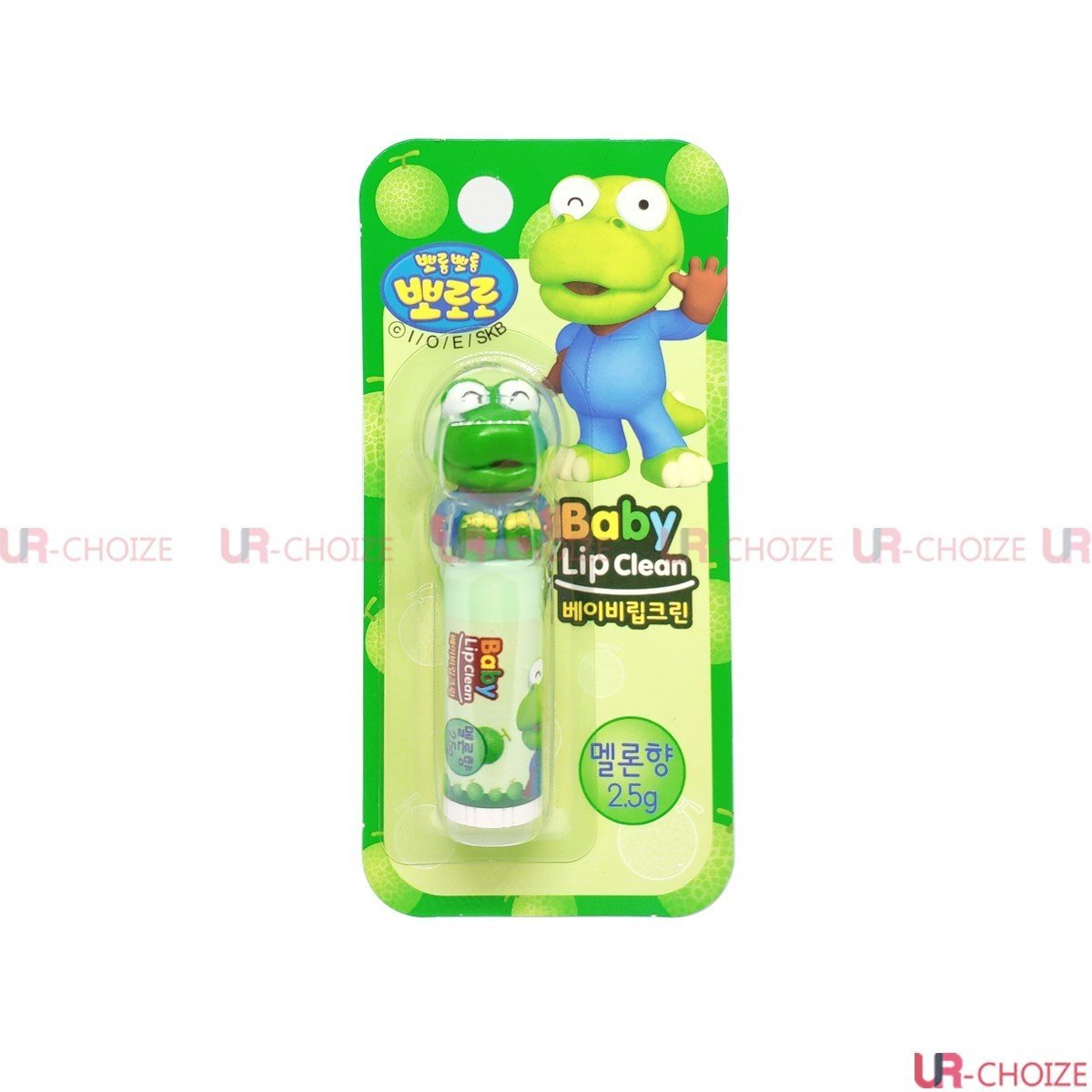 Baby Lip Clean 2.5g(Melon)(Parallel Import)