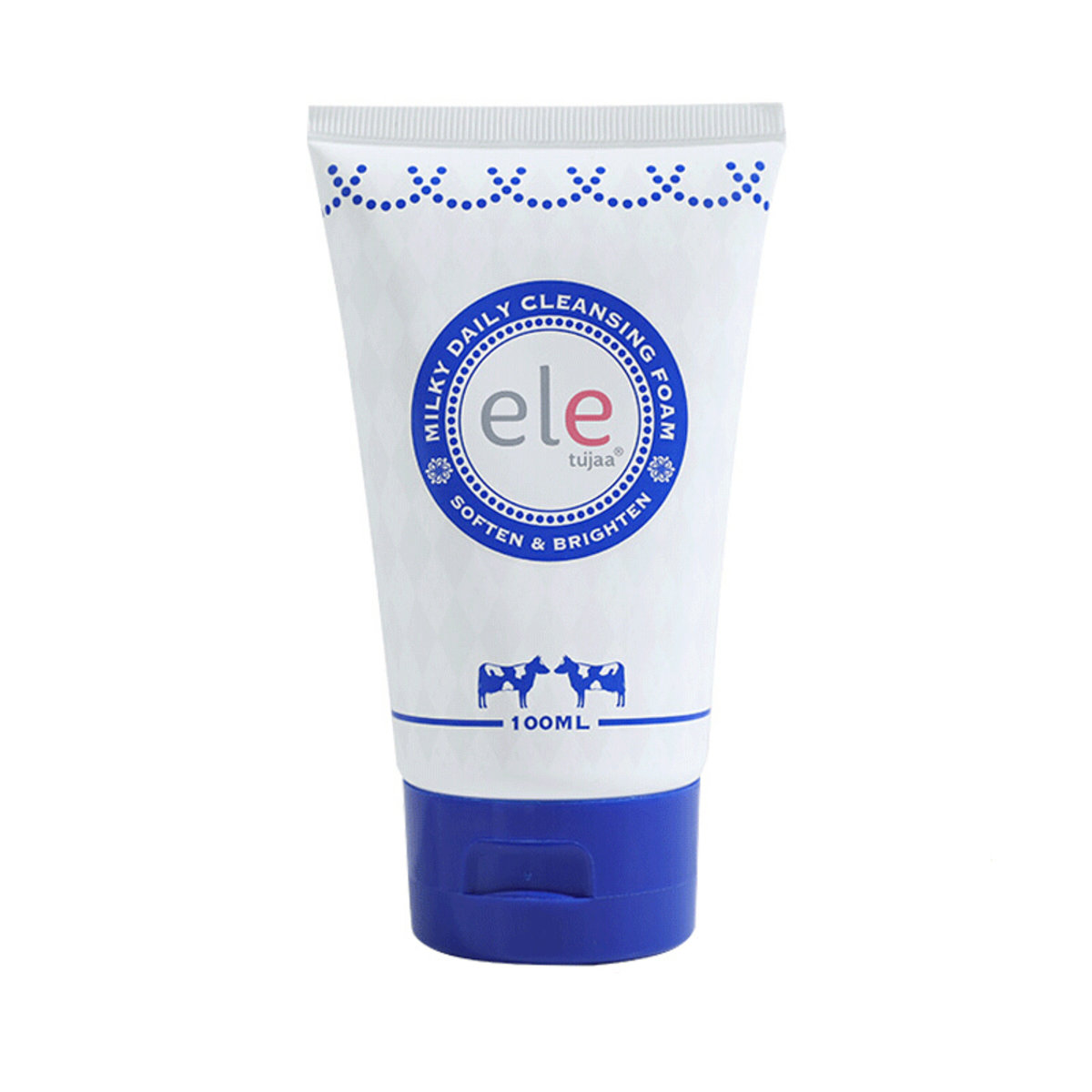 Milky Daily Cleansing Foam 100ml(parallel import)