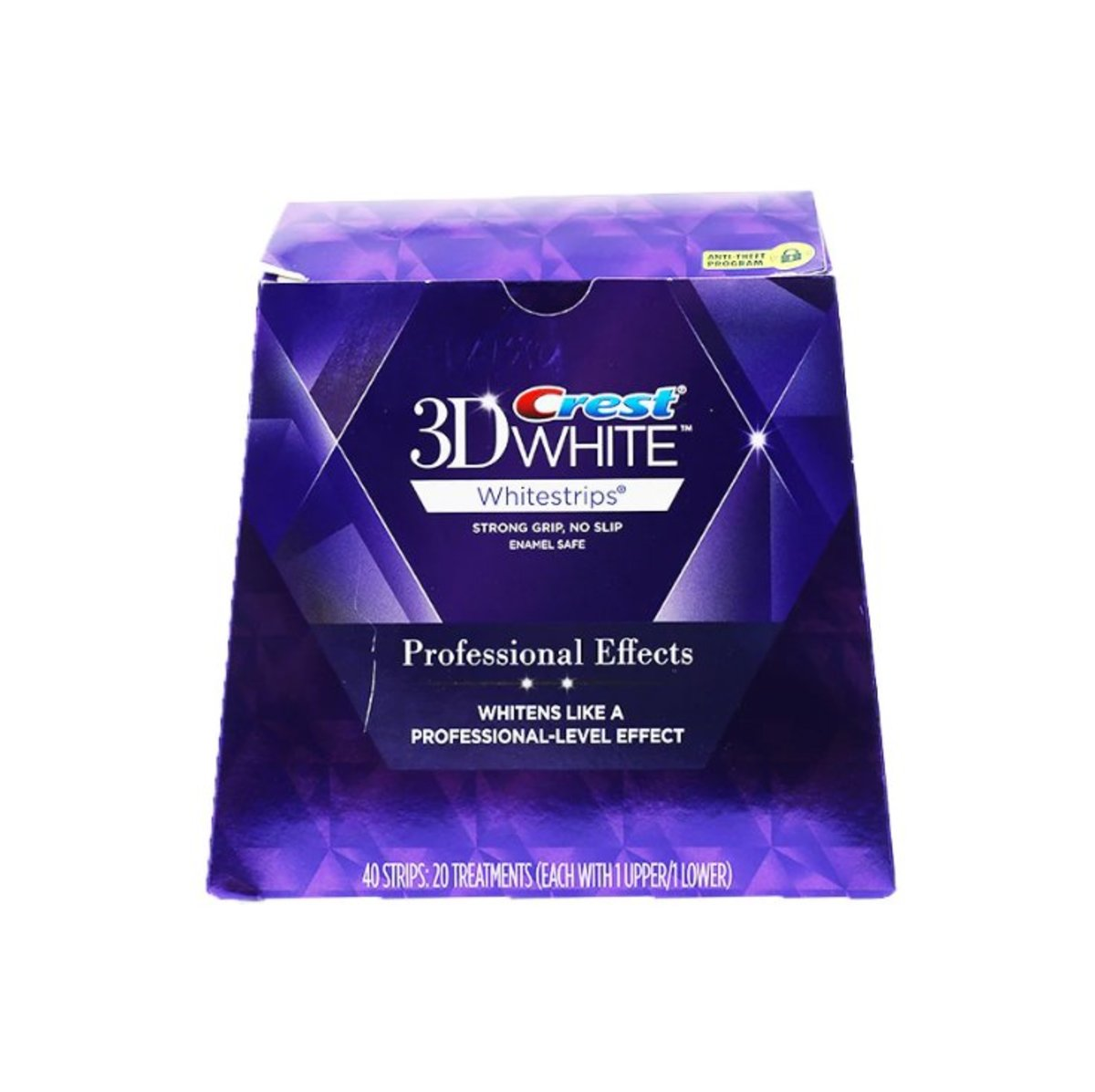 Crest - 3D White Strips Professional Effect 40's (Parallel Import)