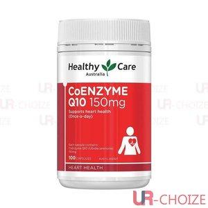 Healthy Care 輔酶Q10 膠囊 150mg 100粒