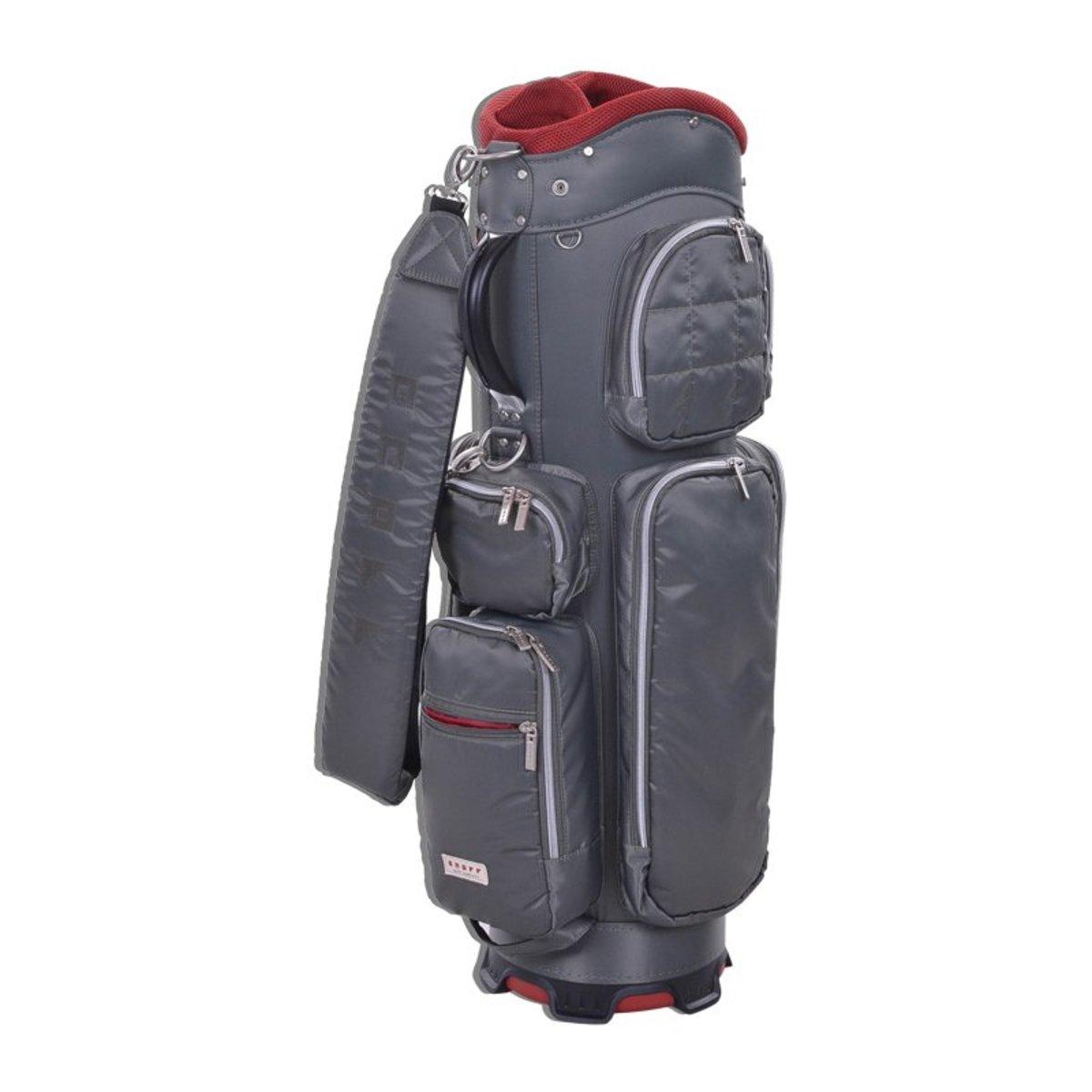 Caddie Bag Grey