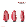 LABODESIGN Limited Edition Caddy Bag Red