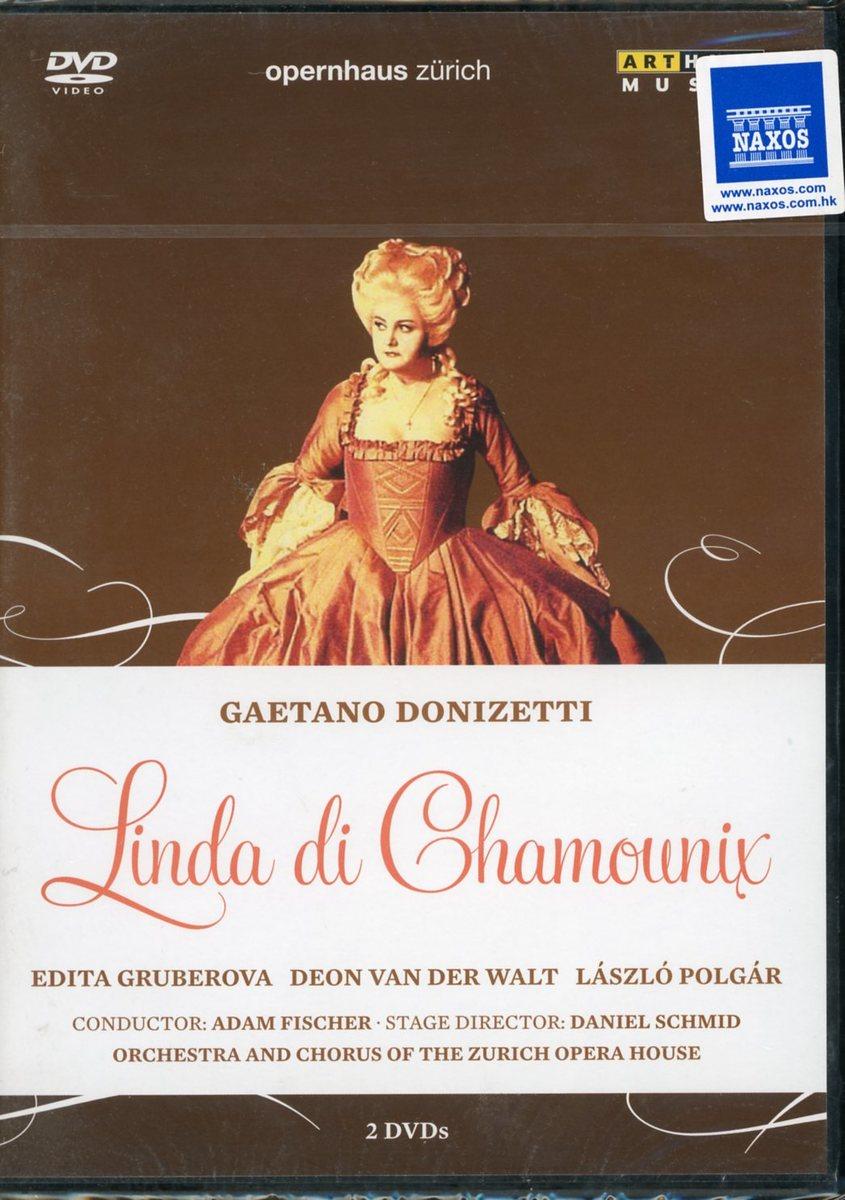 Donizetti Linda Di Chamounix - Adam Fischer (2DVD)(discount)