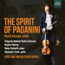 The Spirit of Paganini - Hoebarth, Nadja; Camerata Orphica; Petkov, Ludmil; Hossen, Mario; Swete, Al