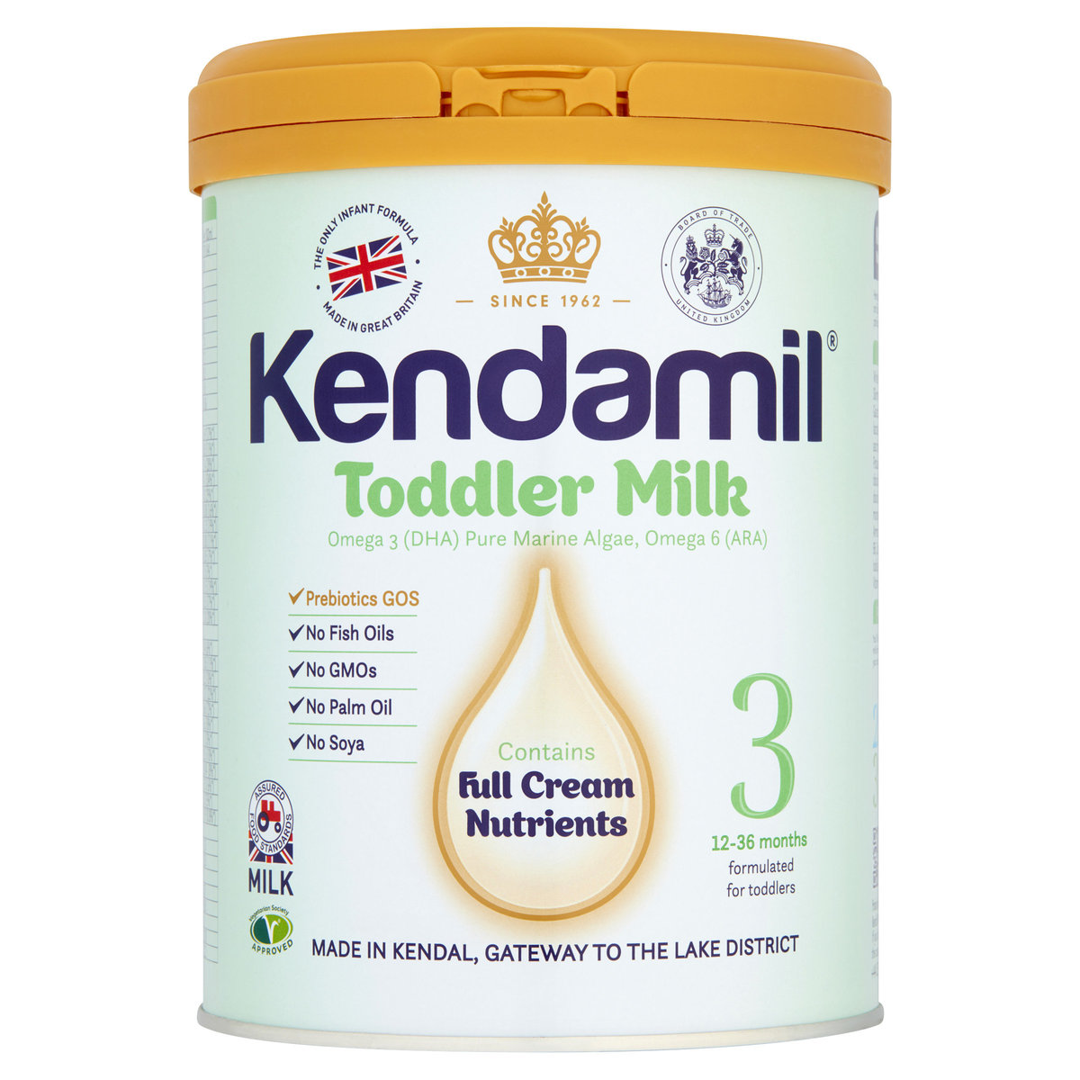 Kendamil Toddler Milk -Stage 3 900g