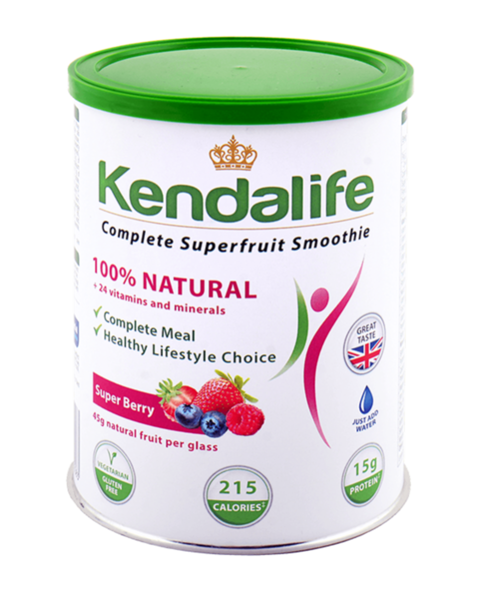 Kendalife Complete Superfruit Smoothie (Super Berry) 450g