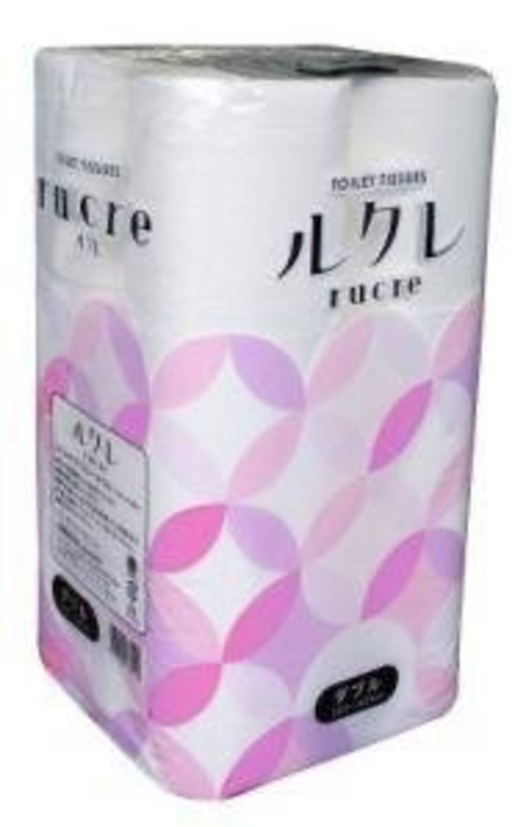 【原裝日本進口】超柔軟雙層卷裝廁紙 (25m x 12卷入) J