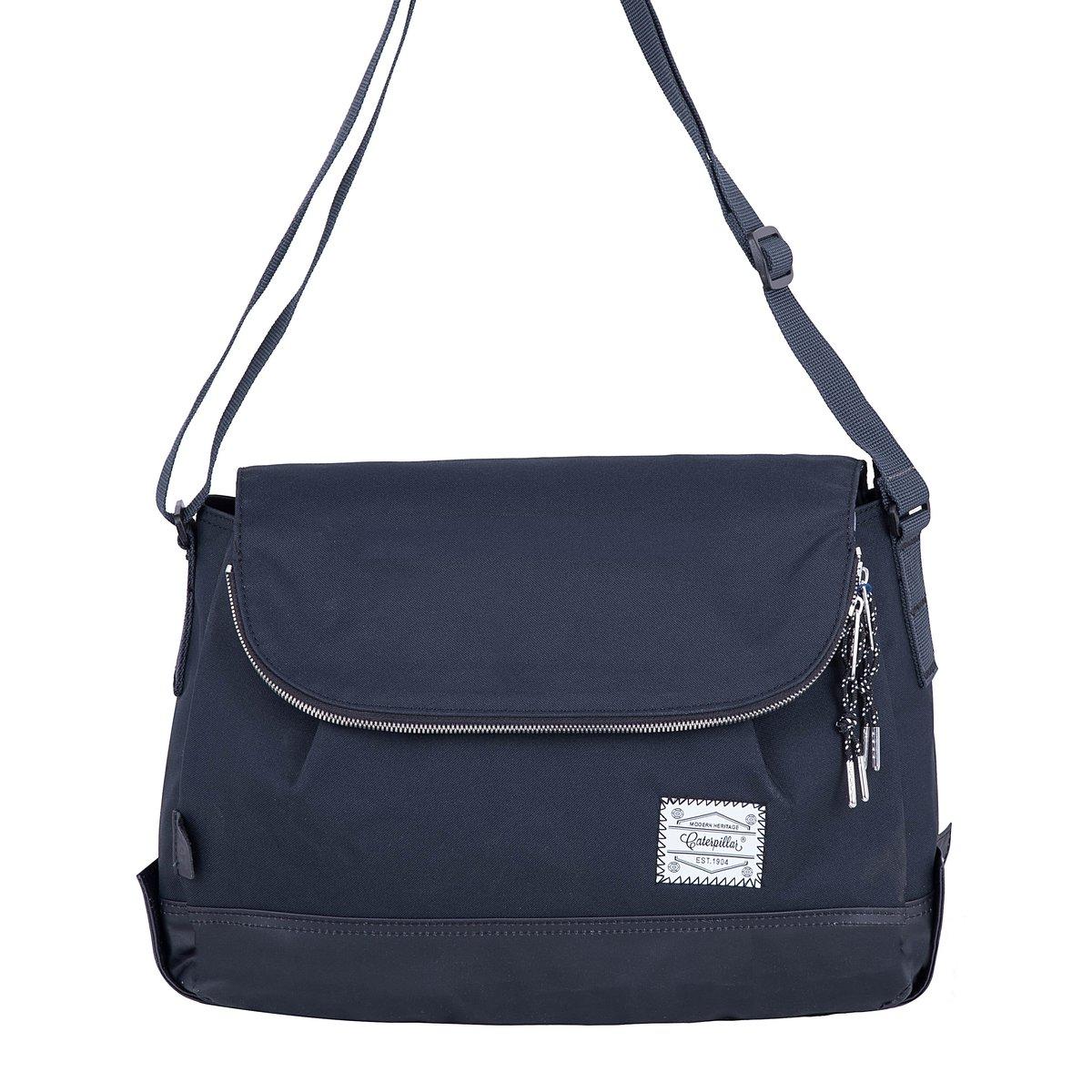 Essential Rebel Round Shoulder Bag (Black)