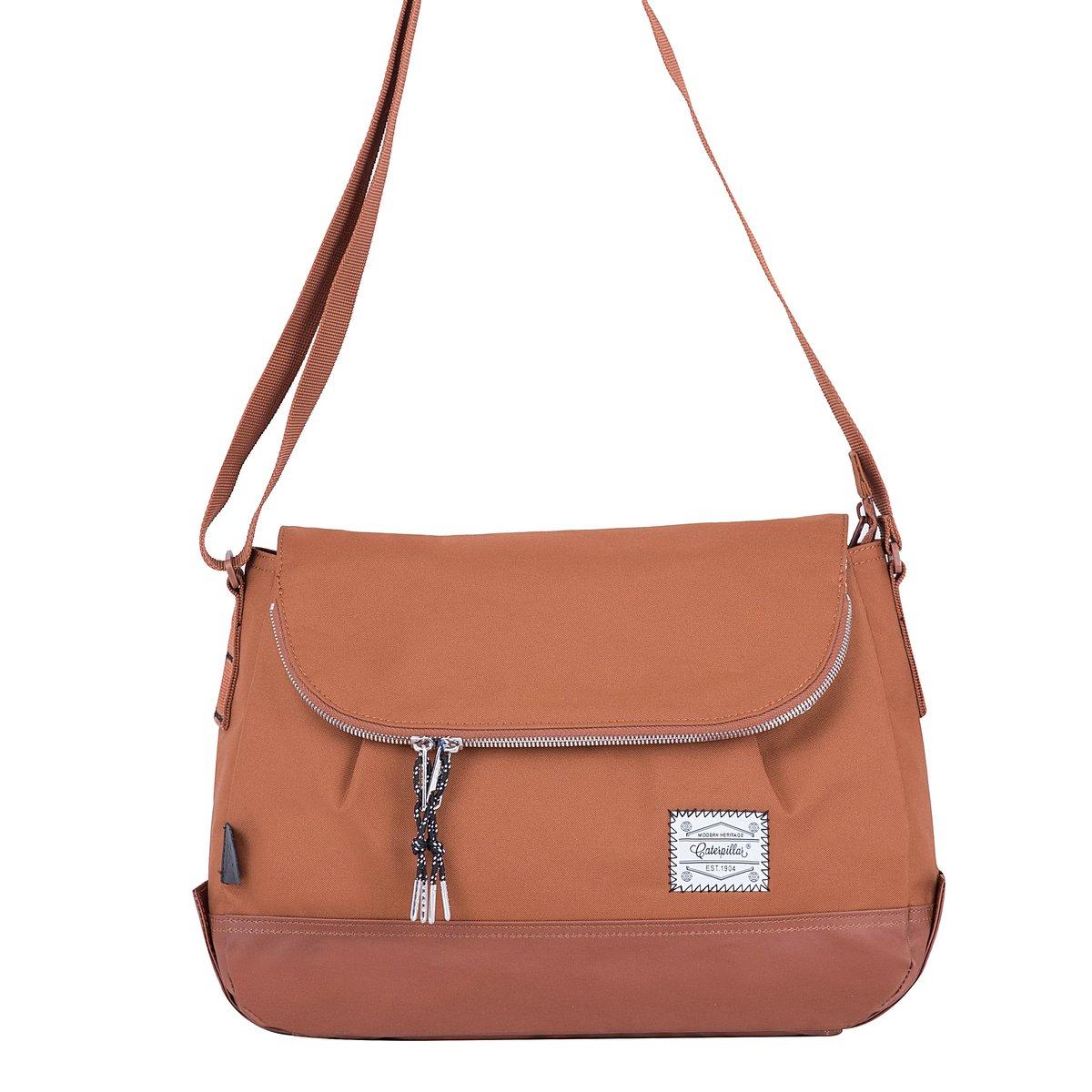 Essential Rebel Round Shoulder Bag (Glazer Ginger)