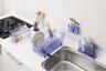 HB-3525 Kitchen shelf - Blue
