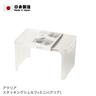 HB-3804 Kitchen shelf - Transparent