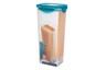 Nano Silver Airtight Container -Rectangular 2.0L(PG1420)