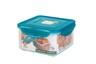 納米銀保鮮盒 -正方形 1.2L (PG1456)