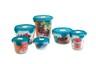 Nano Silver Airtight Container -Round container 1.7L (PG1463)